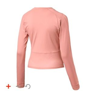 Puma Tops - Puma En Pointe Tight Longsleeve